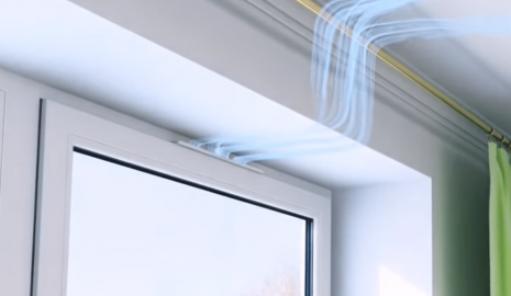 Различные виды вентиляции